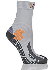 X - Socks Uni Funktionssocke - Calcetines, tamaño 39 - 41, color gris perla