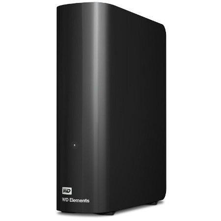 WD Elements 5TB HDD USB3.0 8,9cm (3,5″) RTL extern RoHS compliant schwarz