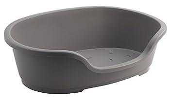 CORBEILLE LIT PLASTIQUE POUR CHIEN TAILLE 80 CM INTERIEUR (92 cm extérieur)