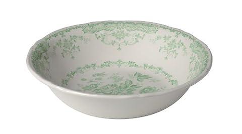 Bitossi Home BID117 Salad bowl, Rose Collection, Green