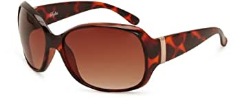 M :UK - Lunette - Femme - Marron (Tortoiseshell) - FR : Taille Unique (Taille fabricant : One Size)