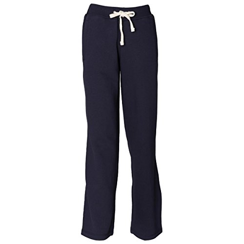 Heavyweight Pocket Sweatpant (Front Row Damen Hose Blau marineblau)
