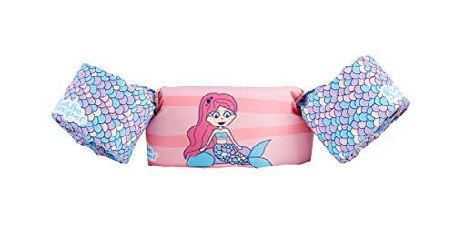 Sevylor Schwimmflügel Puddle Jumper für Kinder und Kleinkinder von 2-6 Jahre, 15-30kg, Schwimmscheiben, meerjungfrau