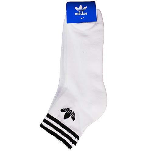 adidas Tref ANK SCK HC EE1152 Unisex Socken (43-46, White)