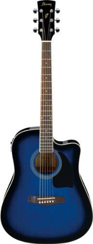 Ibanez PF15ECE-TBS B-Ware   Western- Akustikgitarre   PF-15E-CE-TBS   Blau