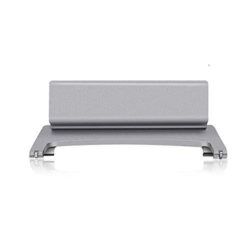 L&Z Universaler Vertikaler Aluminium Laptop Ständer Schwerkraft Okklusion für MacBook, MacBook...