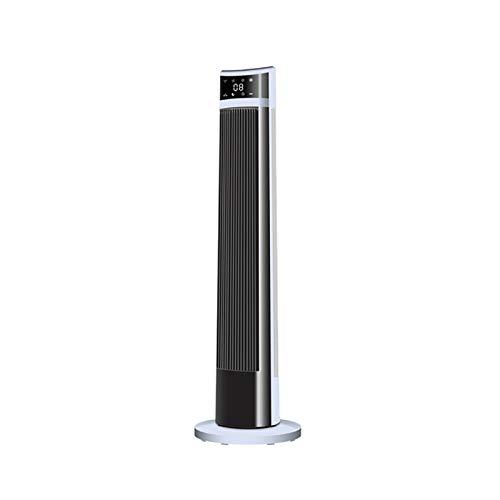 ERLIANG Ventilateur De Climatisation Domestique Vertical Mobile Ventilateur De Refroidissement TéLéCommande Tour Ventilateur Secouant La TêTe Minuterie De Refroidissement Silencieux