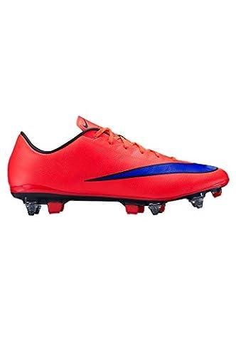 Nike Mercurial Veloce II SG-PRO - Größen 41 und 44 # 651621-650(41)