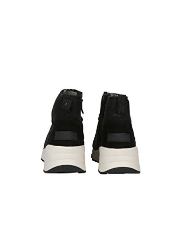 ASH Damen Hightop-Sneaker Miko in Schwarz Black