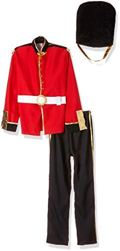 Soldat Kostüm Ideen - Widmann 00142 - Erwachsenenkostüm Königsgarde, Jacke,
