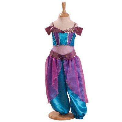 Kostüm Kinder 3-5 Jahre / 110cm (Arabische Prinzessin Kostüm Kinder)