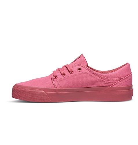 DC Shoes Trase Tx, Baskets mode femme Désert