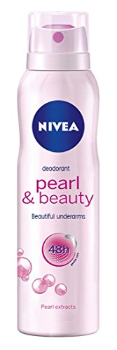 Nivea Pearly and Beauty Deodorant 48Hours, 150ml