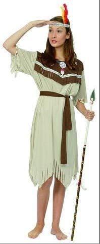 Macxy - Cosplay Indian Halloween-Kostüme für Männer, Liefern Indisches Kleid für Frauen, Paare Kostüm [Frauen]