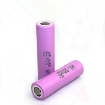 Samsung INR 18650-30Q - 3,6V - 3,7V, 3000mAh 15A ungeschützt Lithium Ionen Akku von Samsung