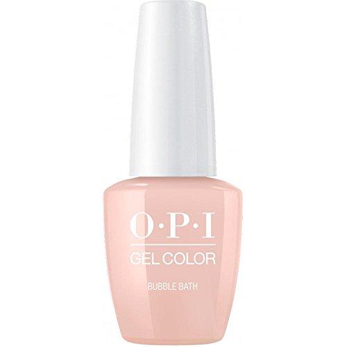 OPI Gelcolor 'Bubble Bath profesional esmaltes uñas