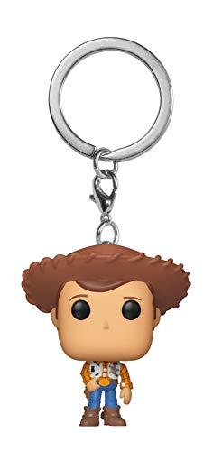 Toy Story Woody Pop! Keychain Funko Pocket Pop! Standard