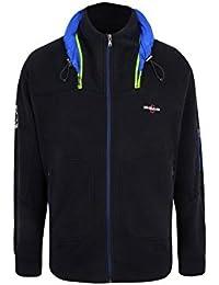 Sweatshirt pour homme FIBRETEX- Black by Gear