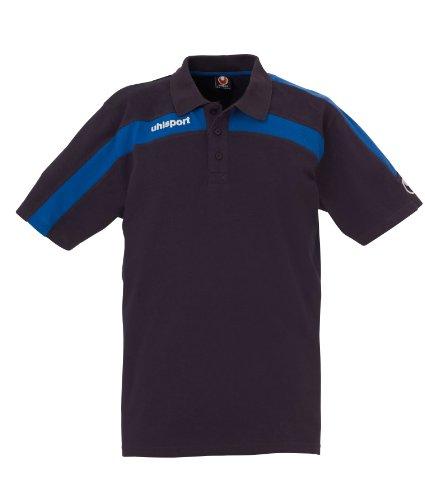 uhlsport Polo Shirt LIGA marine/azurblau