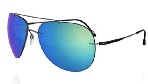 Silhouette aviator occhiali da sole adventurer 8667-6248