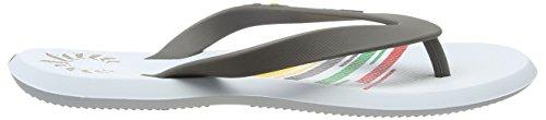 LunarR1 Olympics - Scarpe da Spiaggia e Piscina uomo Grigio (Grey (Grey 22998))