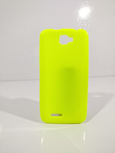 iCandy™ Colorfull Thin Soft TPU Back Cover For Micromax Canvas Mad A94 - Parrot  available at amazon for Rs.109