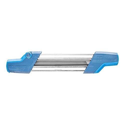 PFERD Kettensägeschärfgerät CHAIN SHARP CS-X, Feilen-ø 4,0 mm, 11098040 - Sägezahn und Tiefenbegrenzer in einem Arbeitsgang bearbeiten