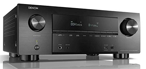 Denon AVRX3500HBKE2 7.2 Surround AV-Receiver Schwarz