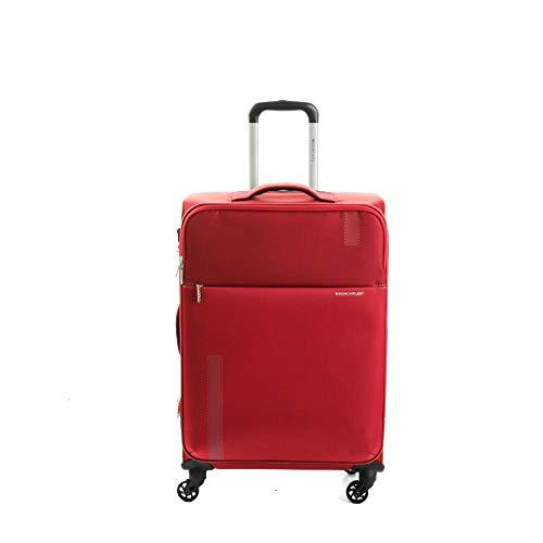 Roncato Speed Trolley Medio Espandibile - 4 Ruote, 67 Cm, 74 Litri, Rosso