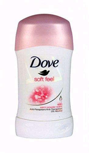 Dove Soft Feel Antiperspirant Deodorant Stick 40 ml