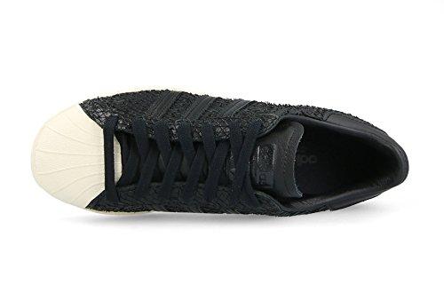 Adidas Superstar 80s W Bz0643, Sac De Sport Donna Nero (negbas / Negbas / Casbla)