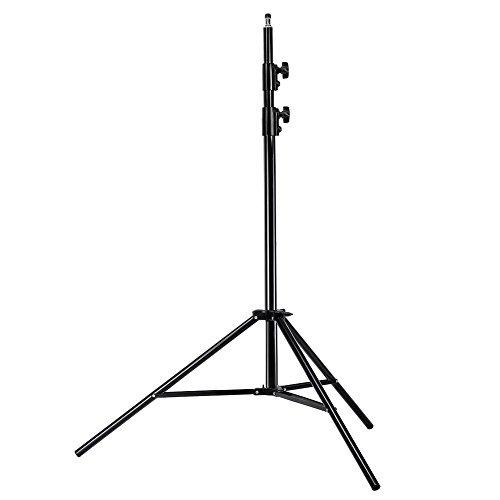 Neewer Pro Luce Supporto Studio Fotografico in Lega di Alluminio per Video, Ritratto e Illuminazione...