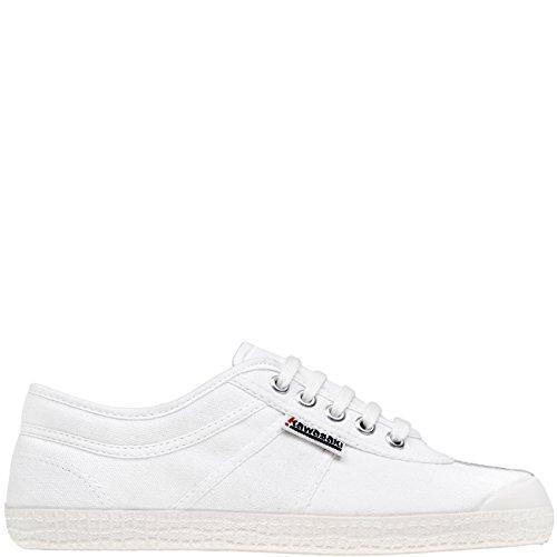 Kawasaki Unisex-Erwachsene Basic Sneaker Weiß (White)