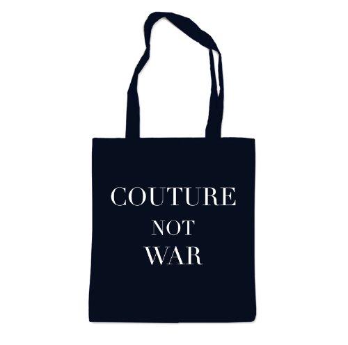 Couture Not War Sac Noir