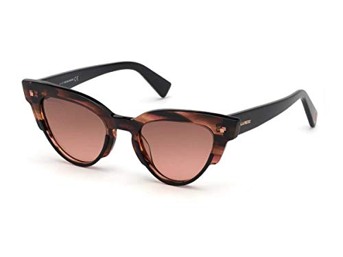 b2ddd83fac DSQUARED2 Women's SHERI Sunglasses, (Pink/Other/Bordeaux), ...