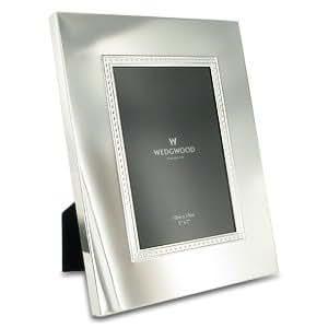 Wedgwood Silver 5 x 7 Photo Frame