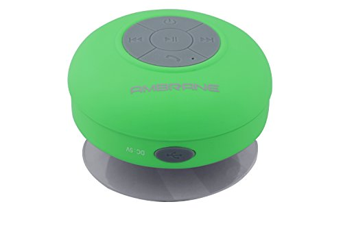 Ambrane Portable Bluetooth Speaker BT-3000 Green  available at amazon for Rs.499