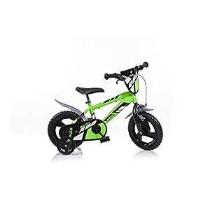 31FduVUuS5L. SS300 'dinobikes Bicicletta 12Bambino Ragazzo