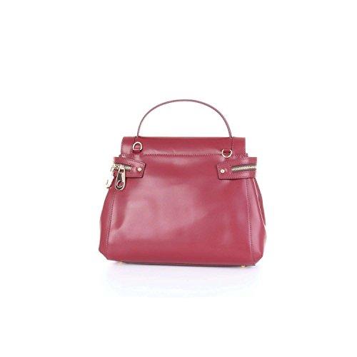 TWINSET OA7PGN Shopper Donna Bordeaux