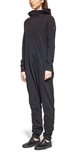 Onepiece Damen Jumpsuit Dodge, Grau (Black), 36 (Herstellergröße: S) - 3