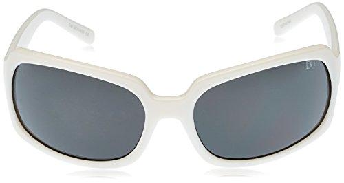 Dice Sonnenbrille, D01419 white matt