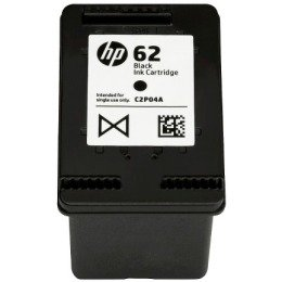 Laser Toner Cartridge Combo - HP 62 Black Original Ink