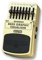 Graphic Behringer Eq (GUITAR PEDAL, BASS GRAPHIC EQ BEQ700 By BEHRINGER)