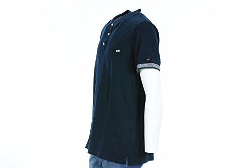 NERO GIARDINI Kurzarm-Polo Mann P771420U / 200 Blu