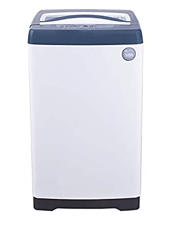 Electrolux 6.5 kg Fully-Automatic Top Loading Washing Machine (ET65EAUDG, Grey)