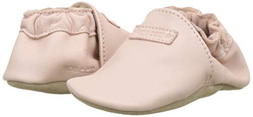 TG-23-24-EU-Robeez-Myfirst-Pantofole-Unisex-Bimbi-Rosa-Rose-Clair-Perm-131 miniatura 5