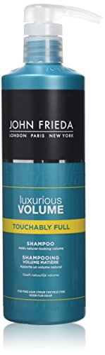 John Frieda Luxurious Volume - Siete Días Volumen Champú, 500 ml