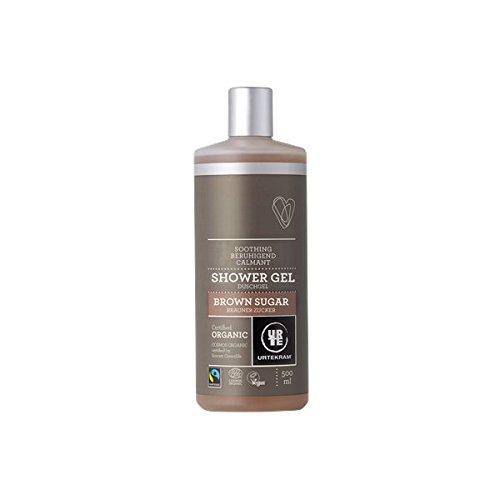 (4 PACK) – Urtekram – Brown Sugar Shower Gel Org FT | 500ml | 4 PACK BUNDLE