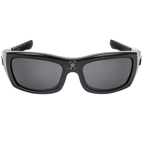 ZUKN Lunettes intelligentes avec caméra Bluetooth stéréo Casque polarisé caméra vidéo numérique HD caméra Lunettes de Soleil 1080P