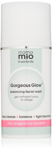 Mama Mio Gorgeous Glow Balancing Facial Wash 100 ml